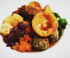 green kitchen sunday roast