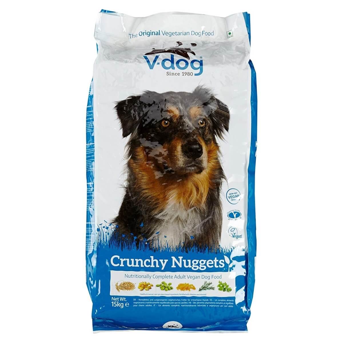 v-dog vegan nuggets