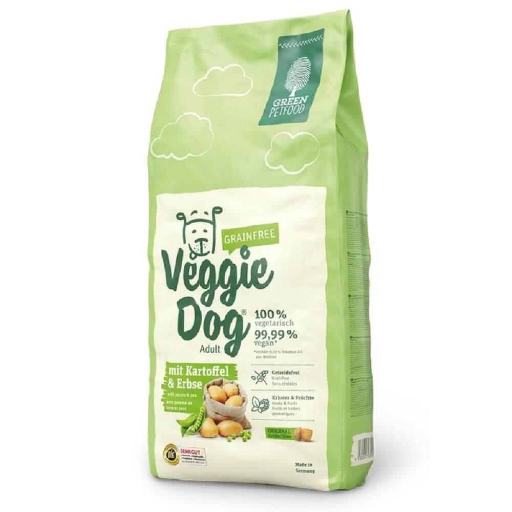 veggie dog vegan