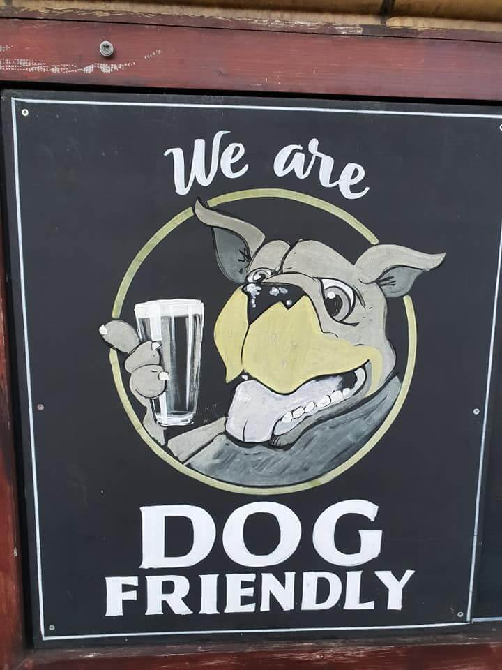 new barrack tavern dog friendly