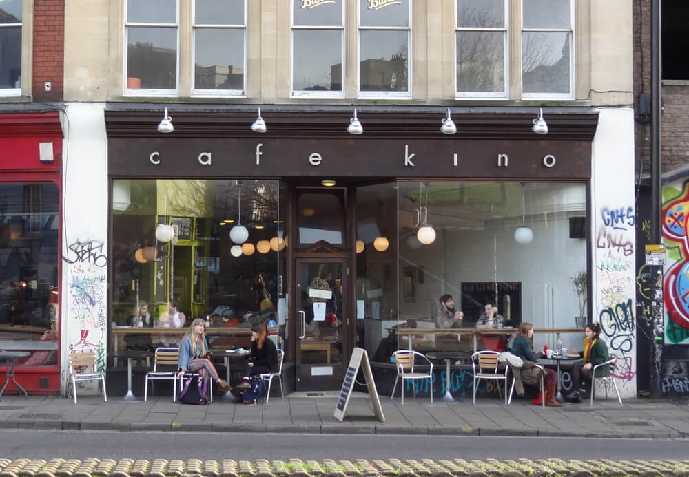 cafe kino dog friendly